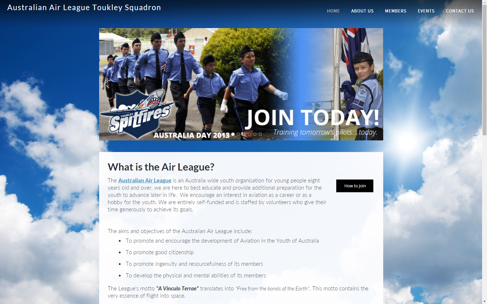Australian Air League