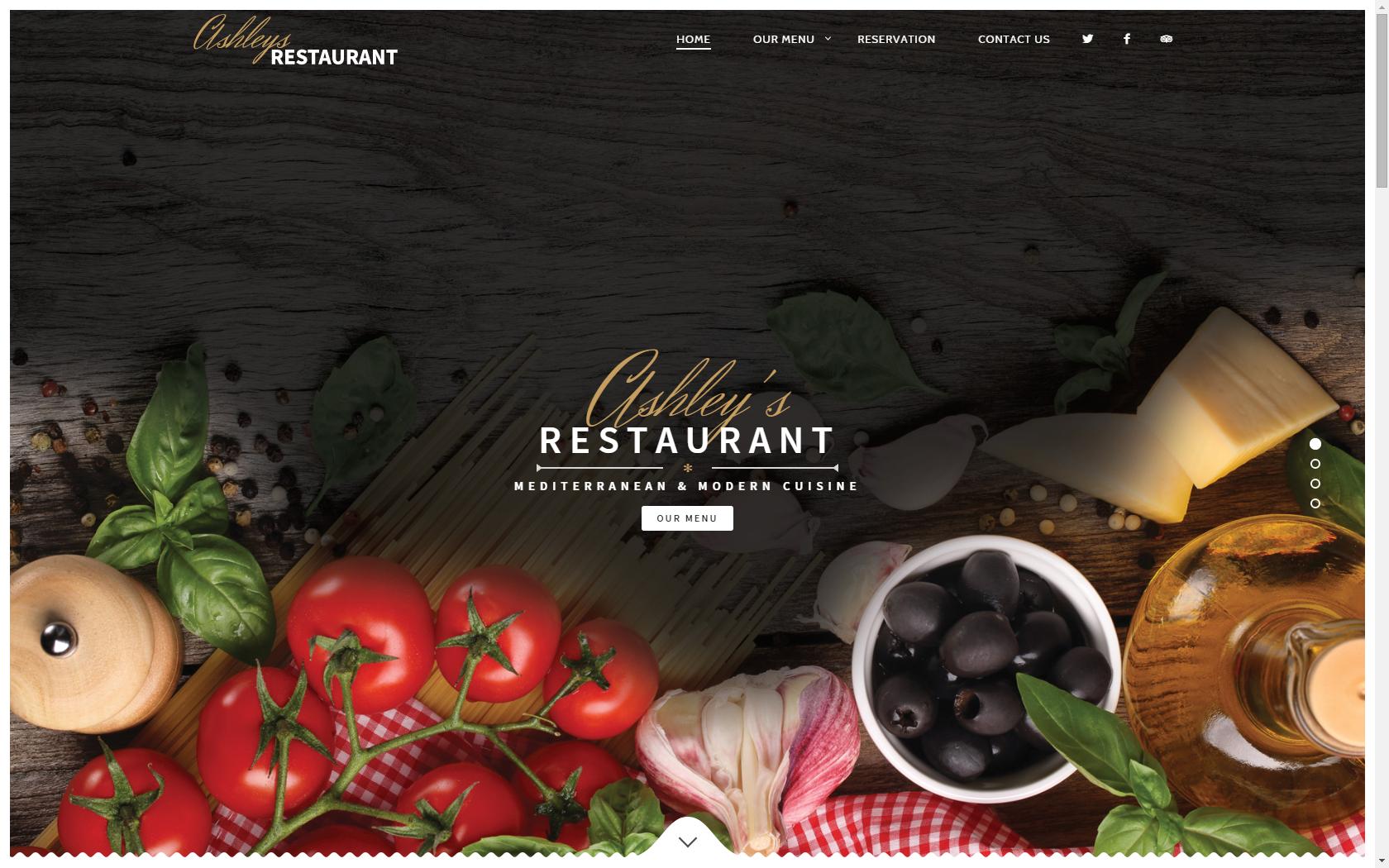 Ashley's Restaurant